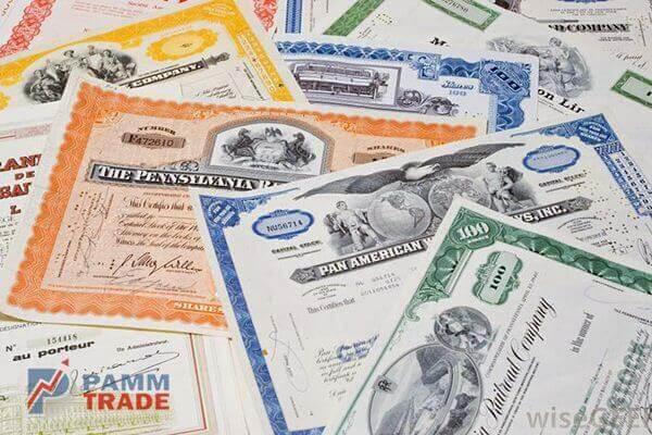 ценные бумаги торгуются на форекс