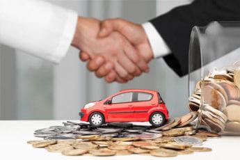 сделка покупки машины