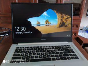 Моя покупка ноутбука с русской клавиатурой на АлиЭкспресс