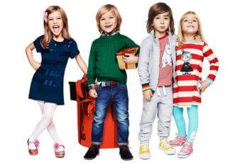 одежда и обувь для детей