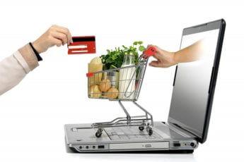 продукты питания онлайн