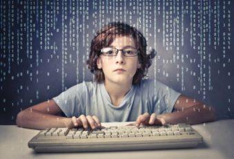 программирование с детства