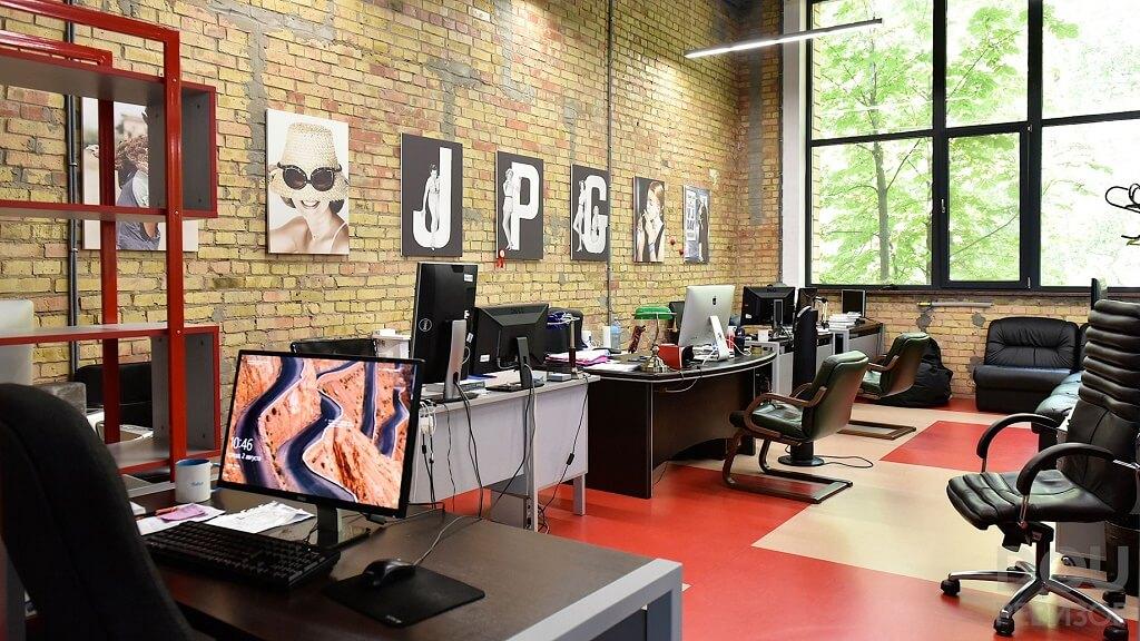 Офис дизайнера