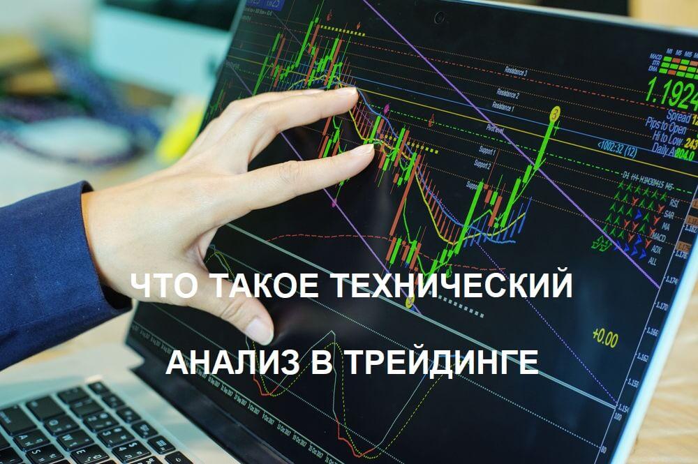 что такое технический анализ в трейдинге