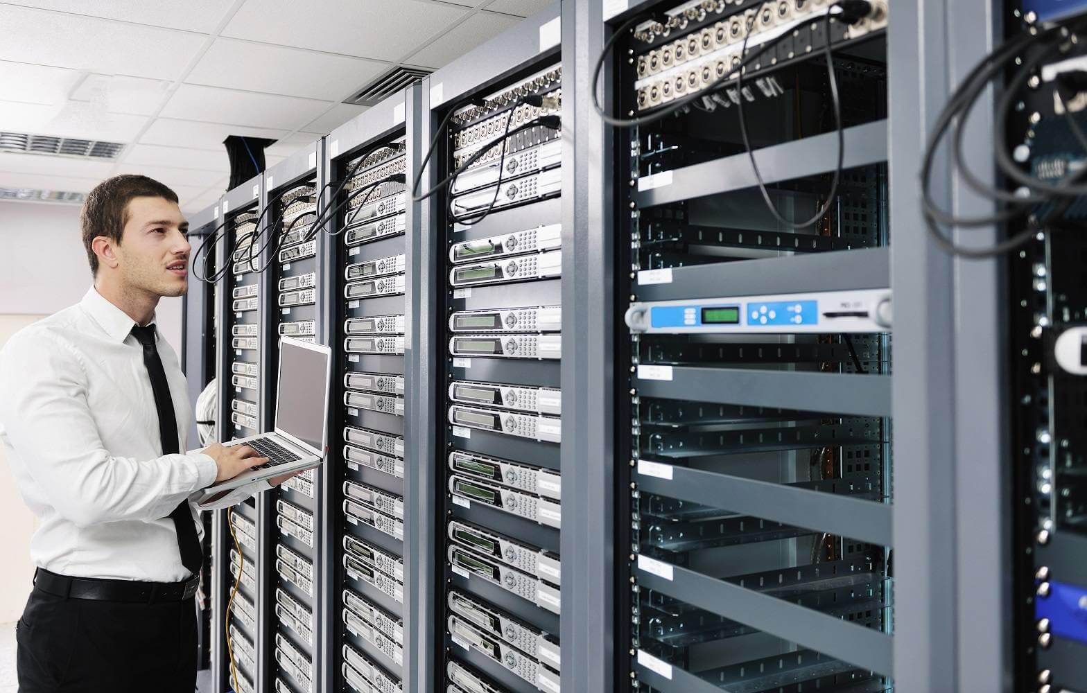 дата центр hosting-провайдера