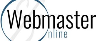 Вебмастер онлайн