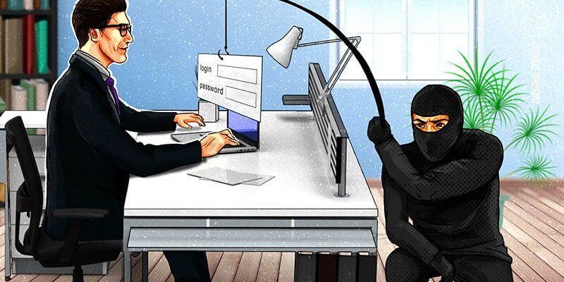 Китобойный фишинг мошенник: кража данных в интернете